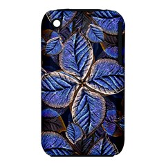 Fantasy Nature Pattern Print Apple iPhone 3G/3GS Hardshell Case (PC+Silicone)