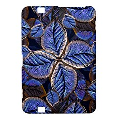 Fantasy Nature Pattern Print Kindle Fire Hd 8 9  Hardshell Case