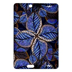 Fantasy Nature Pattern Print Kindle Fire Hd (2013) Hardshell Case