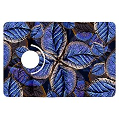 Fantasy Nature Pattern Print Kindle Fire HDX Flip 360 Case