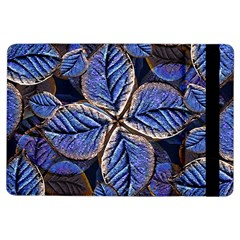 Fantasy Nature Pattern Print Apple iPad Air Flip Case