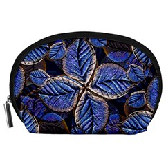 Fantasy Nature Pattern Print Accessory Pouch (Large)