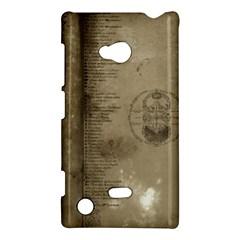 Declaration Nokia Lumia 720 Hardshell Case