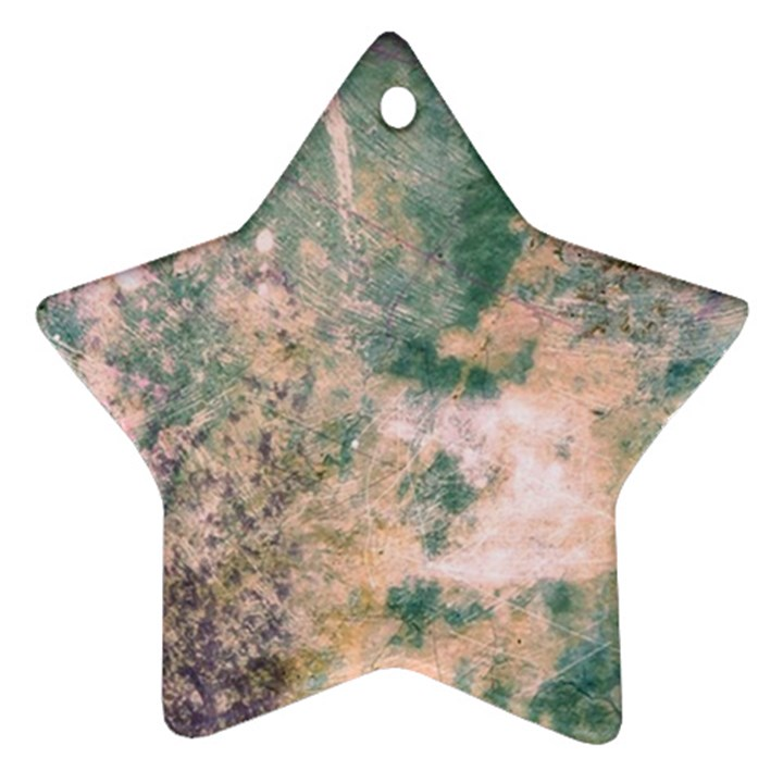 Chernobyl;  Vintage Old School Series Star Ornament