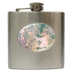 Chernobyl;  Vintage Old School Series Hip Flask