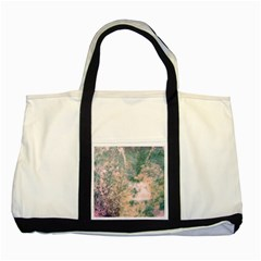 Chernobyl;  Vintage Old School Series Two Toned Tote Bag