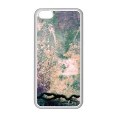 Chernobyl;  Vintage Old School Series Apple iPhone 5C Seamless Case (White)