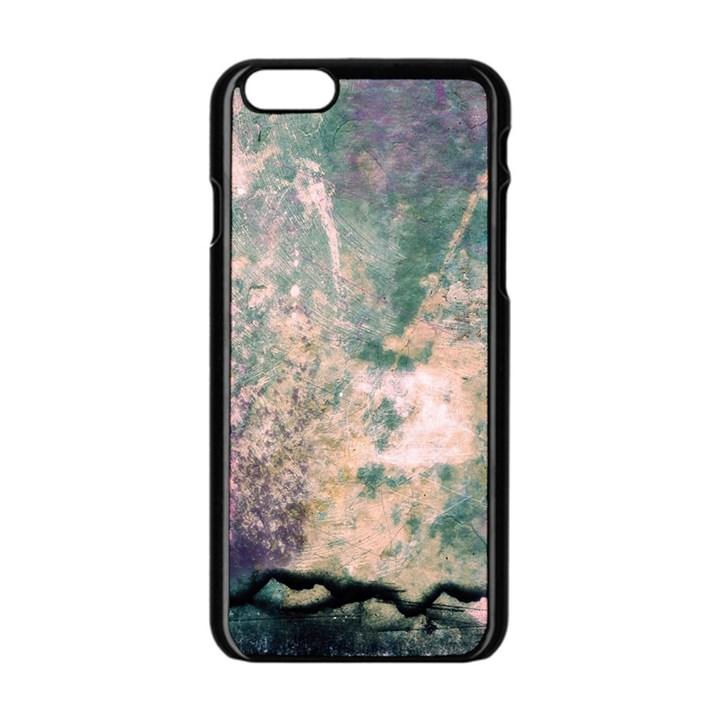 Chernobyl;  Vintage Old School Series Apple iPhone 6 Black Enamel Case