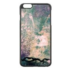 Chernobyl;  Vintage Old School Series Apple iPhone 6 Plus Black Enamel Case