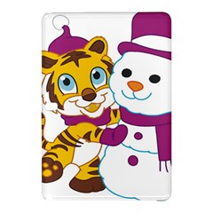 Winter Time Zoo Friends   004 Samsung Galaxy Tab Pro 12.2 Hardshell Case