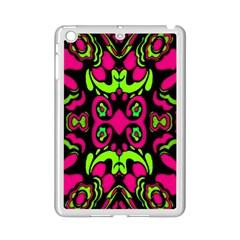 Psychedelic Retro Ornament Print Apple iPad Mini 2 Case (White)