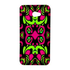 Psychedelic Retro Ornament Print HTC Butterfly S Hardshell Case