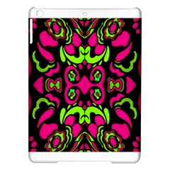 Psychedelic Retro Ornament Print Apple Ipad Air Hardshell Case