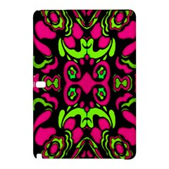 Psychedelic Retro Ornament Print Samsung Galaxy Tab Pro 10.1 Hardshell Case