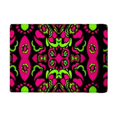 Psychedelic Retro Ornament Print Apple Ipad Mini 2 Flip Case