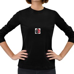 Image 717 Women s Long Sleeve T-shirt (Dark Colored)