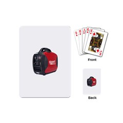Image 717 Playing Cards (Mini)