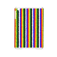 Basic Colors Curly Stripes Apple iPad Mini 2 Hardshell Case