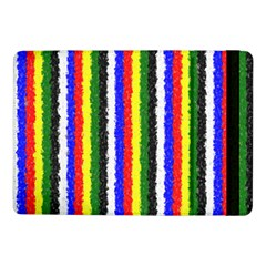 Basic Colors Curly Stripes Samsung Galaxy Tab Pro 10.1  Flip Case