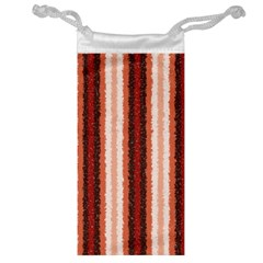 Native American Curly Stripes - 1 Jewelry Bag