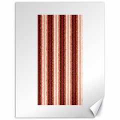Native American Curly Stripes - 1 Canvas 18  x 24  (Unframed)