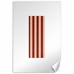 Native American Curly Stripes - 1 Canvas 24  x 36  (Unframed)