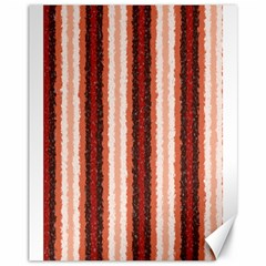 Native American Curly Stripes - 1 Canvas 11  x 14  (Unframed)