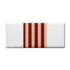 Native American Curly Stripes - 1 Hand Towel