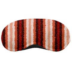 Native American Curly Stripes   1 Sleeping Mask