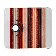 Native American Curly Stripes - 1 Samsung Galaxy S  III Flip 360 Case