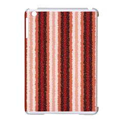 Native American Curly Stripes - 1 Apple iPad Mini Hardshell Case (Compatible with Smart Cover)