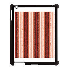 Native American Curly Stripes   1 Apple Ipad 3/4 Case (black)