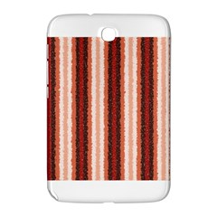 Native American Curly Stripes - 1 Samsung Galaxy Note 8.0 N5100 Hardshell Case