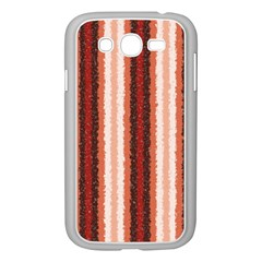 Native American Curly Stripes - 1 Samsung Galaxy Grand DUOS I9082 Case (White)