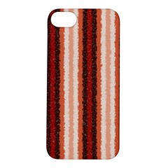 Native American Curly Stripes - 1 Apple iPhone 5S Hardshell Case