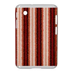 Native American Curly Stripes   1 Samsung Galaxy Tab 2 (7 ) P3100 Hardshell Case