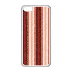 Native American Curly Stripes   1 Apple Iphone 5c Seamless Case (white)