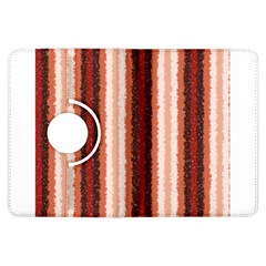 Native American Curly Stripes - 1 Kindle Fire HDX Flip 360 Case
