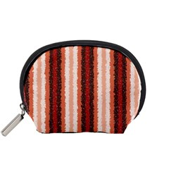 Native American Curly Stripes - 1 Accessory Pouch (Small)
