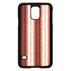 Native American Curly Stripes - 1 Samsung Galaxy S5 Case (Black)