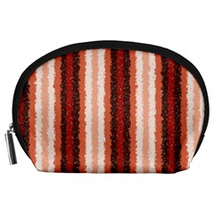 Native American Curly Stripes - 1 Accessory Pouch (Large)