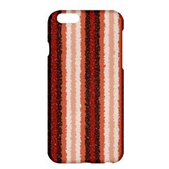 Native American Curly Stripes - 1 Apple iPhone 6 Plus Hardshell Case