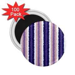 Native American Curly Stripes   2 2 25  Button Magnet (100 Pack)