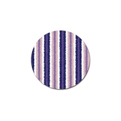 Native American Curly Stripes - 2 Golf Ball Marker