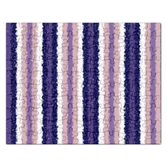 Native American Curly Stripes - 2 Jigsaw Puzzle (Rectangle)