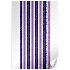 Native American Curly Stripes - 2 Canvas 12  x 18  (Unframed)