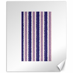 Native American Curly Stripes - 2 Canvas 20  x 24  (Unframed)