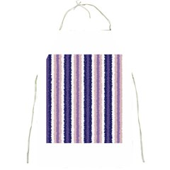 Native American Curly Stripes - 2 Apron