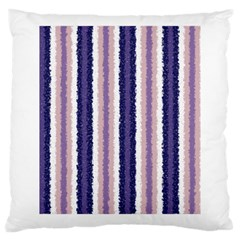 Native American Curly Stripes   2 Large Cushion Case (single Sided)