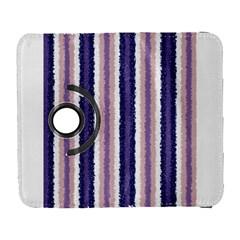Native American Curly Stripes   2 Samsung Galaxy S  Iii Flip 360 Case